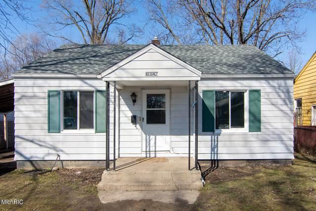1347 Wayne Street, Niles, MI 49120 (MLS #21005912) :: Ron Ekema Team