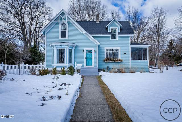8523 Old Channel Trail, Montague, MI 49437 (MLS #21006039) :: JH Realty Partners