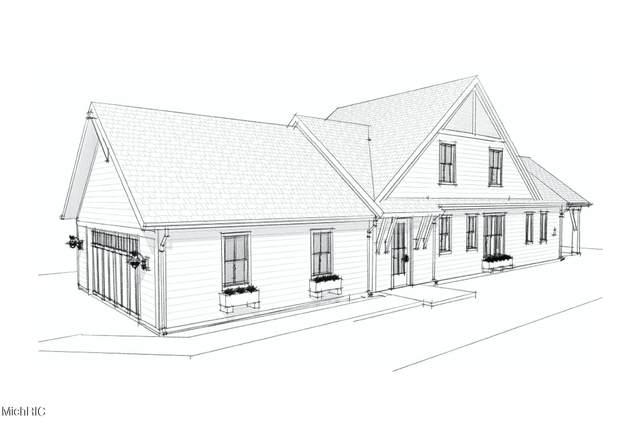 946 Boardwalk Cove Drive #3, Muskegon, MI 49441 (MLS #21006068) :: JH Realty Partners