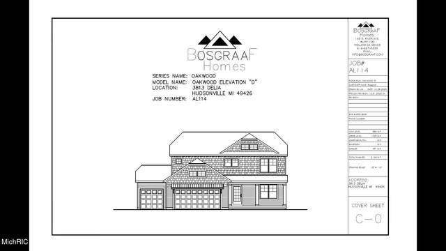 3813 Delia Drive, Hudsonville, MI 49426 (MLS #21006108) :: JH Realty Partners