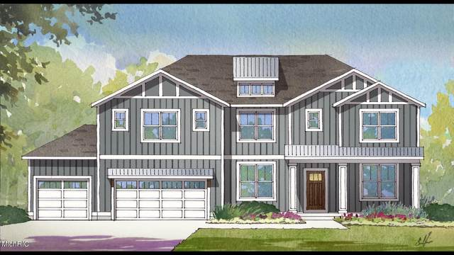 3344 Rocaway Drive, Hudsonville, MI 49426 (MLS #21006111) :: JH Realty Partners