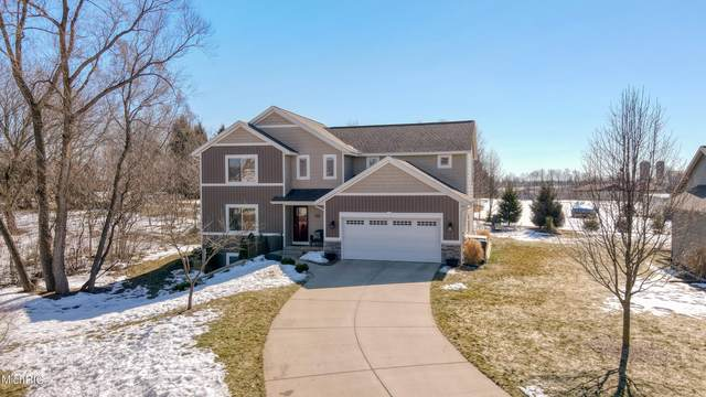 1702 Sweetgrass Drive SE, Caledonia, MI 49316 (MLS #21006337) :: JH Realty Partners