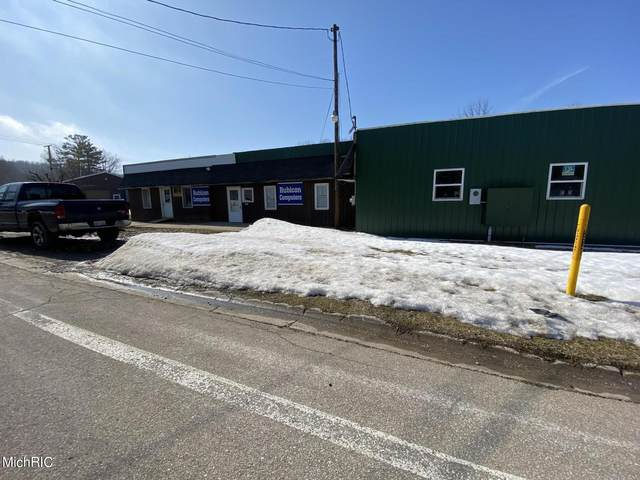 408 S Oak Street, Buchanan, MI 49107 (MLS #21006368) :: Deb Stevenson Group - Greenridge Realty