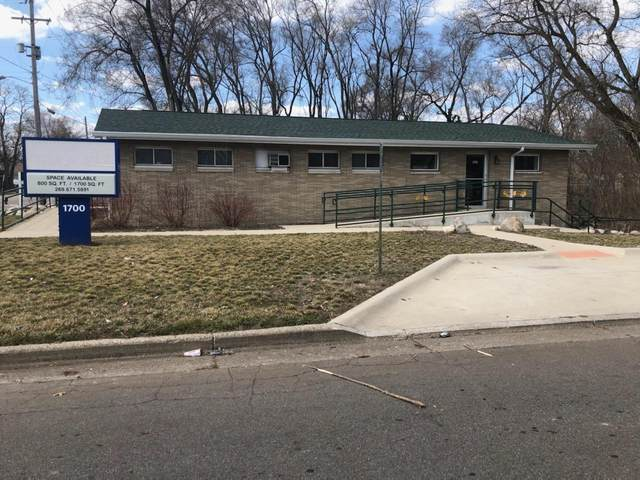 1700 W Michigan Avenue, Battle Creek, MI 49037 (MLS #21006467) :: Ginger Baxter Group
