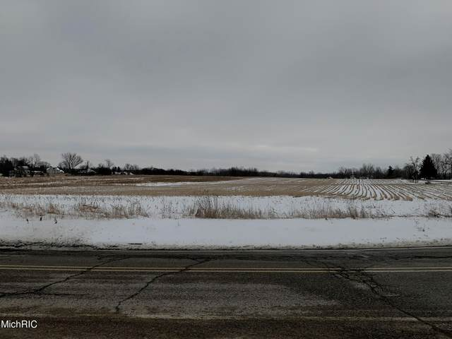 V/L Tasker Road, Lake Odessa, MI 48849 (MLS #21006496) :: CENTURY 21 C. Howard