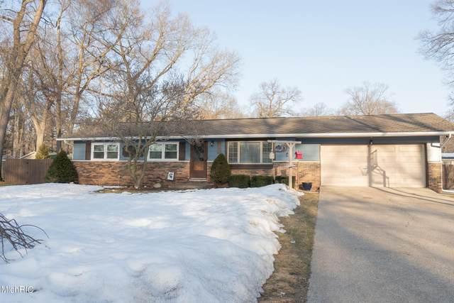 1154 Cadillac Drive, Muskegon, MI 49445 (MLS #21006530) :: BlueWest Properties