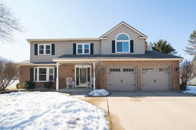 3260 Wadsworth Lane, Portage, MI 49024 (MLS #21006535) :: CENTURY 21 C. Howard