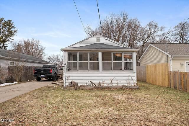 539 Samantha Avenue, Lansing, MI 48910 (MLS #21006605) :: Keller Williams Realty | Kalamazoo Market Center