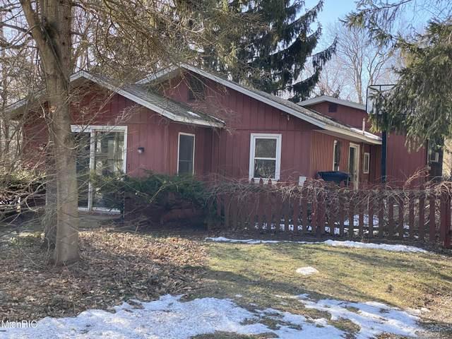 145 Grant Street, Saugatuck, MI 49453 (MLS #21006635) :: Deb Stevenson Group - Greenridge Realty