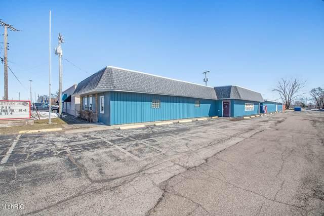 2295 M-139, Benton Harbor, MI 49022 (MLS #21006646) :: Keller Williams Realty | Kalamazoo Market Center