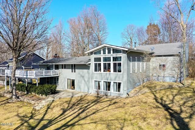22104 Forest Hall Avenue, Cassopolis, MI 49031 (MLS #21006661) :: Deb Stevenson Group - Greenridge Realty