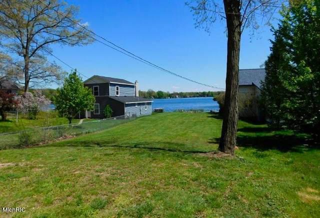 408 Lyon Lake Road, Marshall, MI 49068 (MLS #21006670) :: BlueWest Properties