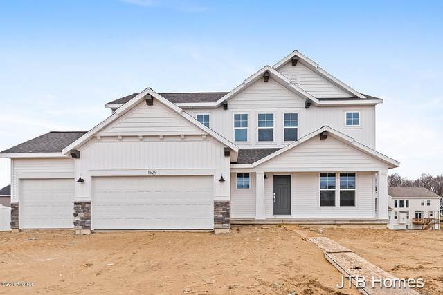 8042 Honeysuckle Hill Court, Grand Rapids, MI 49512 (MLS #21006793) :: BlueWest Properties