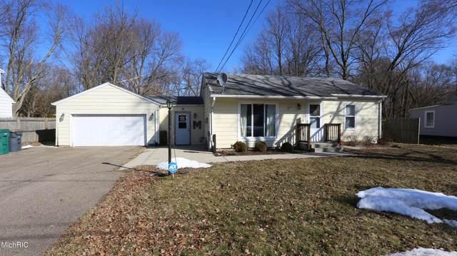 1819 Apple Street, Portage, MI 49002 (MLS #21006822) :: BlueWest Properties