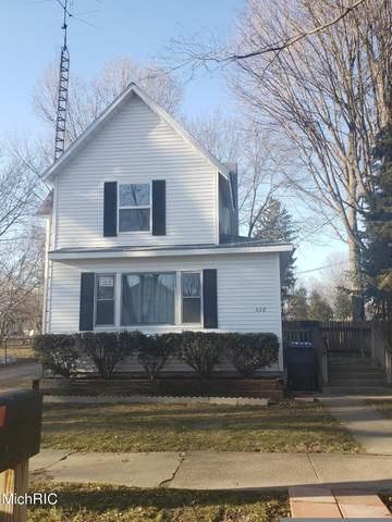 428 Elm Street, Watervliet, MI 49098 (MLS #21006823) :: BlueWest Properties
