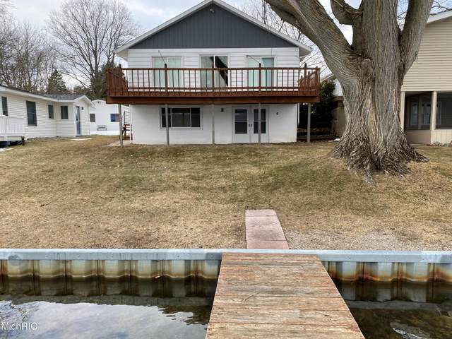 11719 Fair Lake Drive, Delton, MI 49046 (MLS #21006829) :: BlueWest Properties