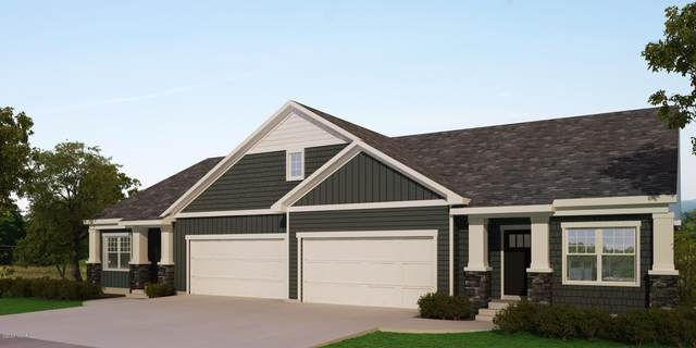 3519 Pleasant River Street SW #15, Wyoming, MI 49418 (MLS #21007000) :: JH Realty Partners