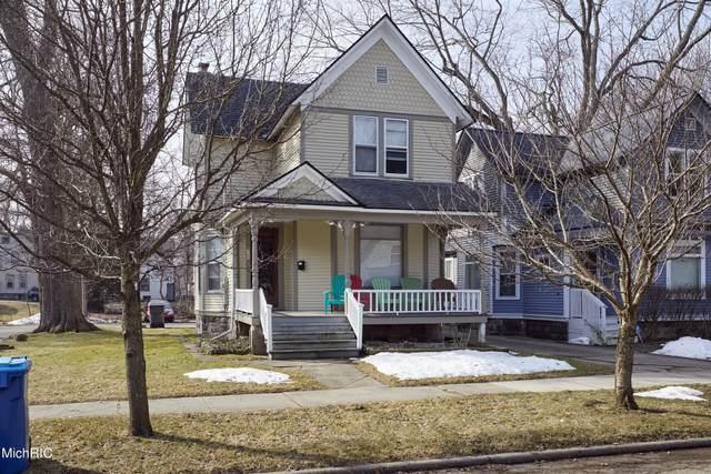 725 Minor Avenue, Kalamazoo, MI 49008 (MLS #21007413) :: Deb Stevenson Group - Greenridge Realty
