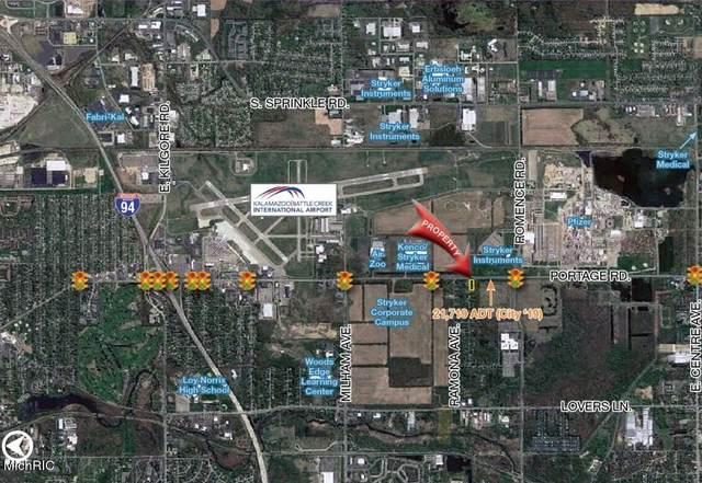 6710 Portage Road, Portage, MI 49002 (MLS #21007427) :: Ron Ekema Team