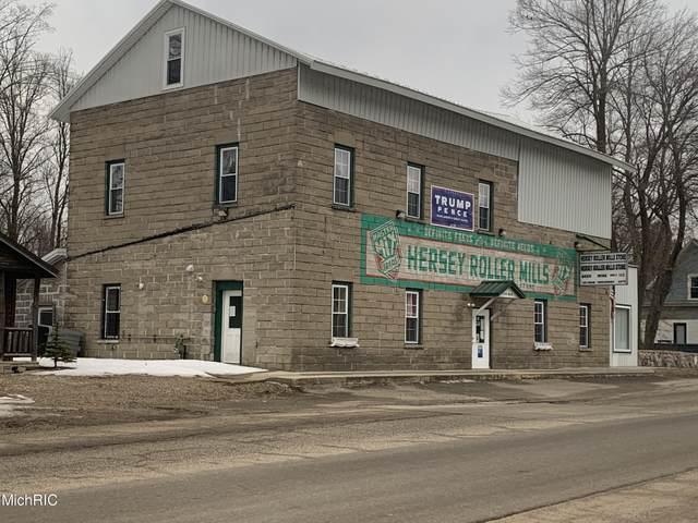 110 N Main Street, Hersey, MI 49639 (MLS #21007469) :: Keller Williams Realty | Kalamazoo Market Center
