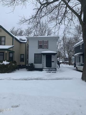 614 Mccourtie Street, Kalamazoo, MI 49008 (MLS #21007536) :: Ginger Baxter Group
