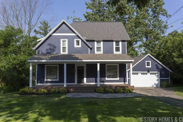 1051 Breton Road SE, East Grand Rapids, MI 49506 (MLS #21007578) :: Ginger Baxter Group
