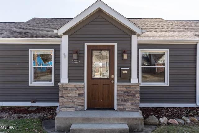 205 W Locust Street, Three Oaks, MI 49128 (MLS #21007604) :: Deb Stevenson Group - Greenridge Realty