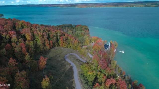3624 N Torch Lake Rd Drive, Kewadin, MI 49648 (MLS #21007808) :: Your Kzoo Agents