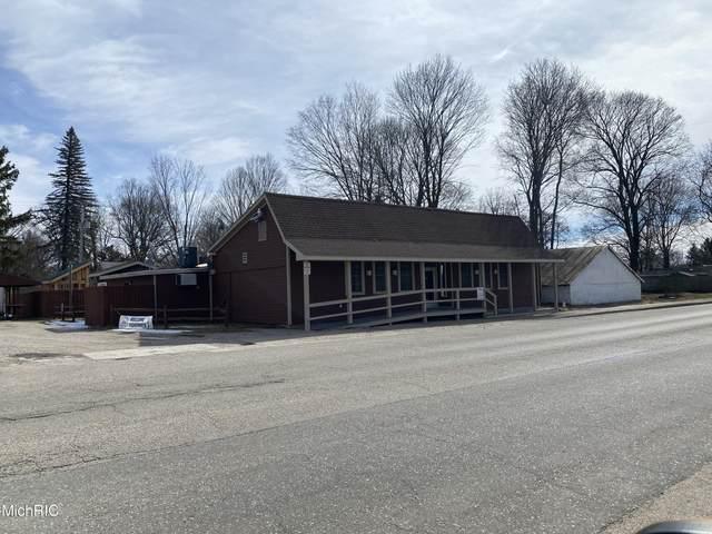 109 S Main Street, Hersey, MI 49639 (MLS #21007885) :: Keller Williams Realty | Kalamazoo Market Center