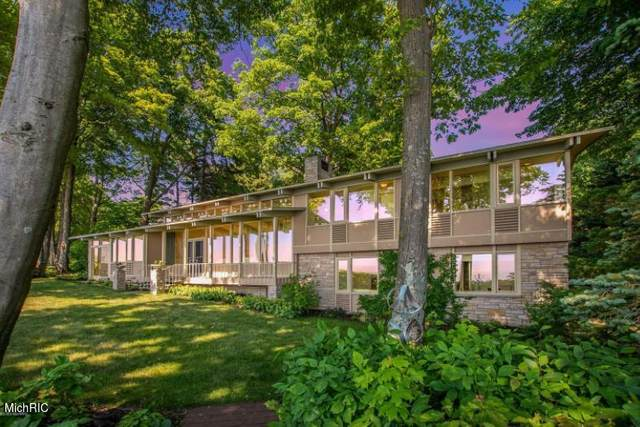 9999 Lakeshore Drive, West Olive, MI 49460 (MLS #21007938) :: Deb Stevenson Group - Greenridge Realty