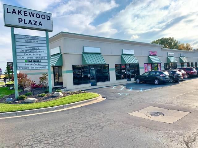 218 N River Avenue, Holland, MI 49424 (MLS #21008209) :: Deb Stevenson Group - Greenridge Realty