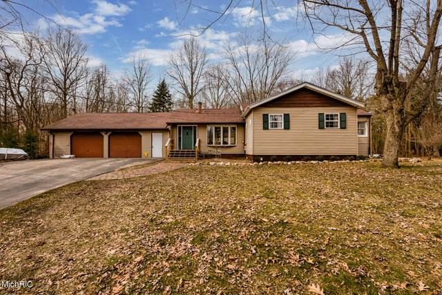 11318 Lange Road, Bridgman, MI 49106 (MLS #21008385) :: Keller Williams Realty | Kalamazoo Market Center