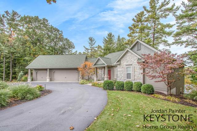 12511 Horseshoe Drive NE, Gowen, MI 49326 (MLS #21008441) :: Keller Williams Realty | Kalamazoo Market Center