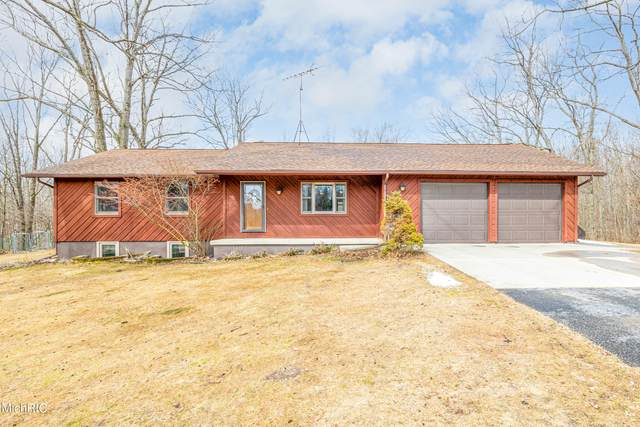 12621 160th Avenue, Big Rapids, MI 49307 (MLS #21008719) :: Your Kzoo Agents