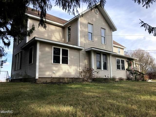 3948 S Pere Marquette Hwy Highway, Ludington, MI 49431 (MLS #21008991) :: Keller Williams Realty | Kalamazoo Market Center