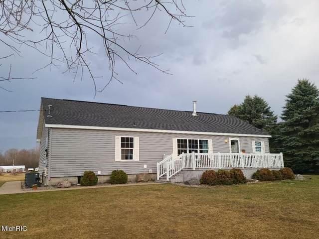 10699 Bluewater Drive, Carson City, MI 48811 (MLS #21009255) :: Deb Stevenson Group - Greenridge Realty