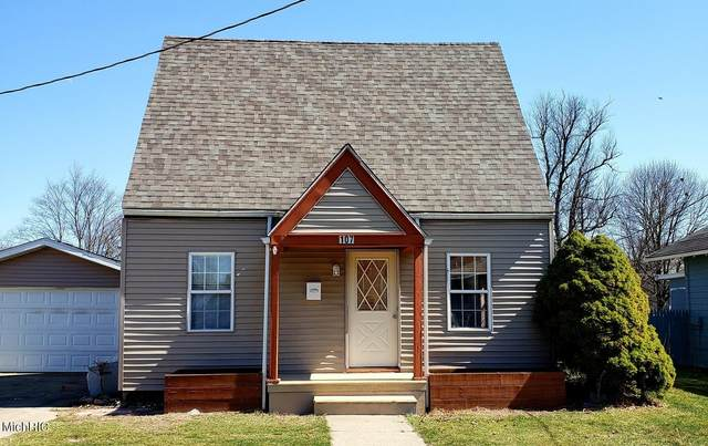 107 Ilene Street, Sturgis, MI 49091 (MLS #21009356) :: CENTURY 21 C. Howard