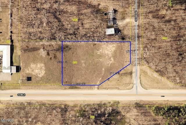 8751 14 Mile Road NE, Cedar Springs, MI 49319 (MLS #21009457) :: Keller Williams Realty | Kalamazoo Market Center