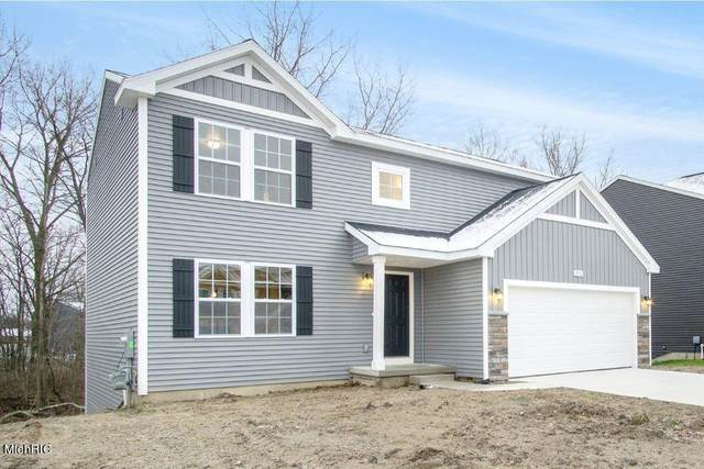 9695 Iron Horse Drive, Belding, MI 48809 (MLS #21009658) :: Your Kzoo Agents