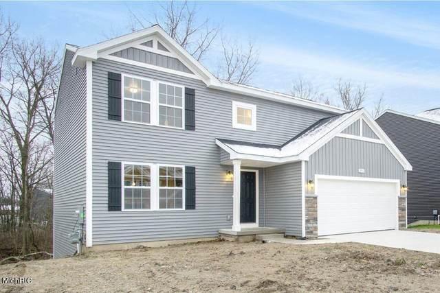 9695 Iron Horse Drive, Belding, MI 48809 (MLS #21009658) :: Keller Williams Realty | Kalamazoo Market Center