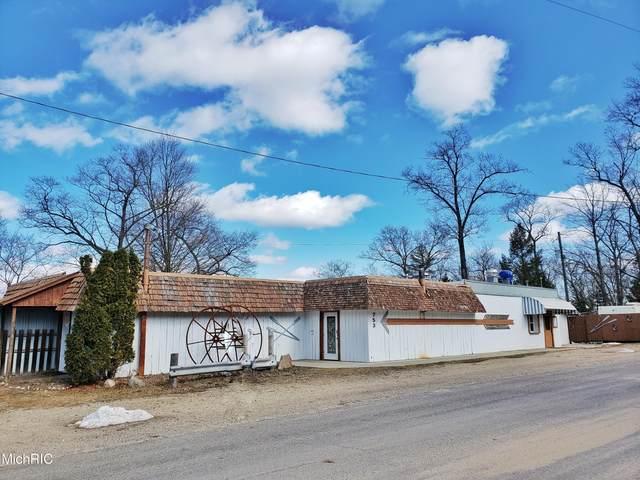 753 W Lincoln Avenue, White Cloud, MI 49349 (MLS #21009682) :: Keller Williams Realty | Kalamazoo Market Center