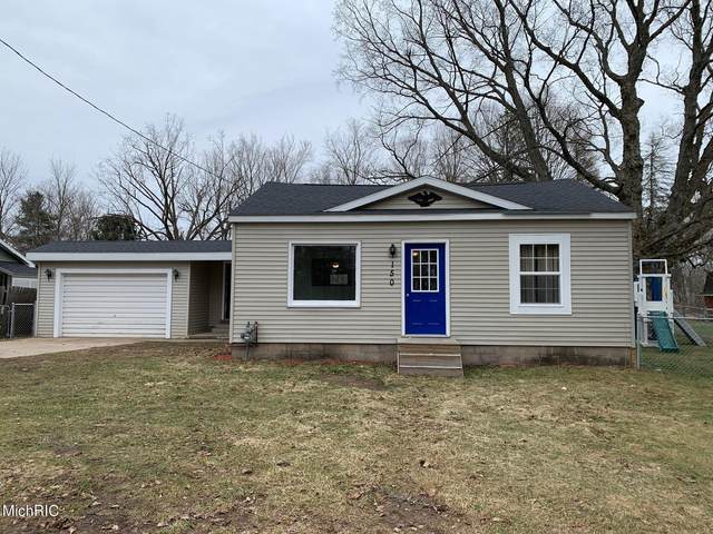 150 Greenback Street, Hesperia, MI 49421 (MLS #21009736) :: Keller Williams Realty | Kalamazoo Market Center