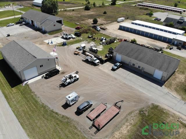 1337 Ensley Street, Howard City, MI 49329 (MLS #21009747) :: Keller Williams Realty | Kalamazoo Market Center