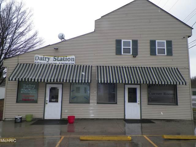100 W Church, Tustin, MI 49688 (MLS #21009869) :: Keller Williams Realty | Kalamazoo Market Center