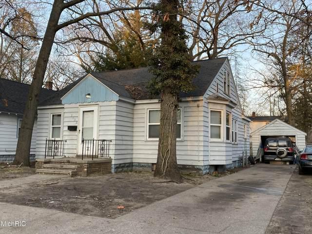 3132 5th Street, Muskegon Heights, MI 49444 (MLS #21009912) :: Keller Williams Realty | Kalamazoo Market Center