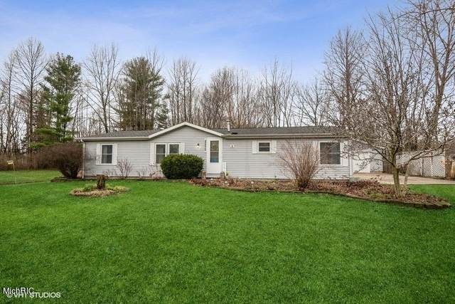 10260 Baldwin Road, Bridgman, MI 49106 (MLS #21009942) :: Your Kzoo Agents