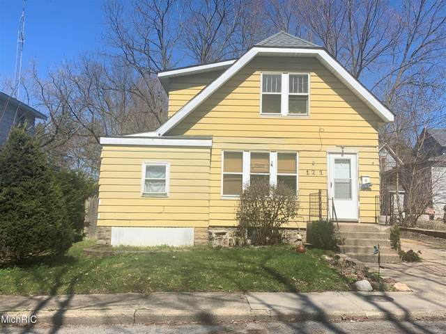 121 Michigan Street, Niles, MI 49120 (MLS #21010041) :: CENTURY 21 C. Howard