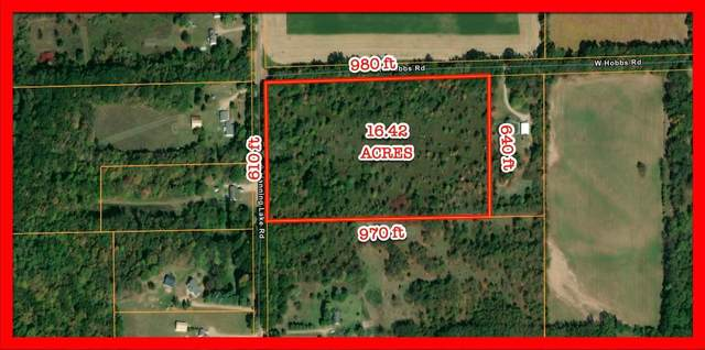 Lot 1 W Hobbs Road, Delton, MI 49046 (MLS #21010405) :: Your Kzoo Agents