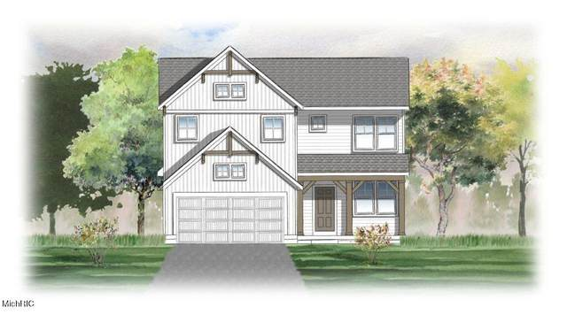 8064 Placid Waters Drive, Allendale, MI 49401 (MLS #21010445) :: Ginger Baxter Group