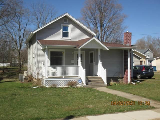 51 N Main Street, Quincy, MI 49082 (MLS #21010702) :: Keller Williams Realty | Kalamazoo Market Center